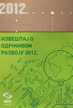 Izveštaj o održivom razvoju 2012