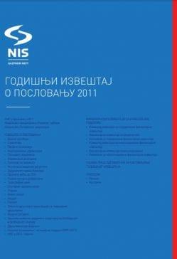 NIS godišnji izveštaj 2011