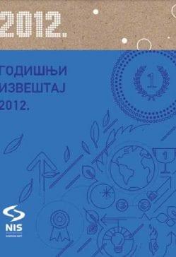 NIS godišnji izveštaj 2012.