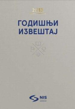 NIS godišnji izveštaj 2013